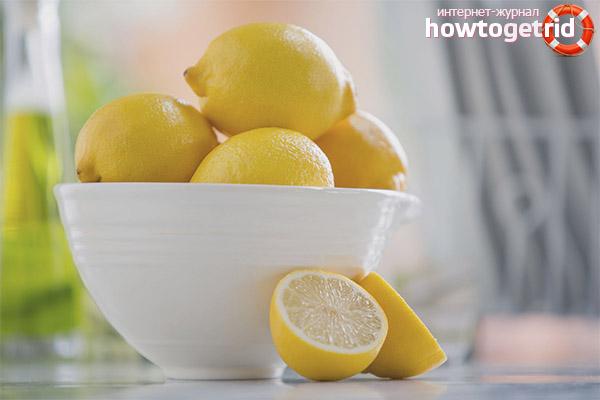 Лимон за имунитет