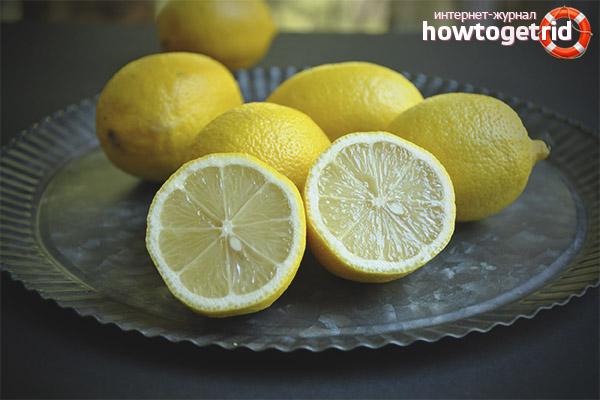 Лимони за зимата
