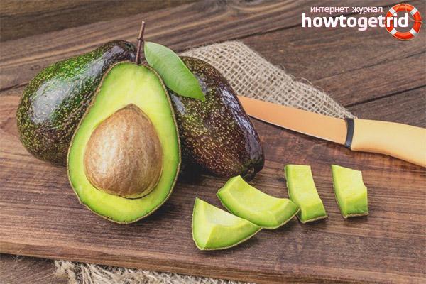 Kann Avocados bei Diabetes