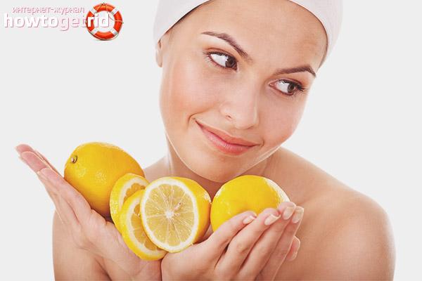 Рецепти за пилинг на лицето с лимон