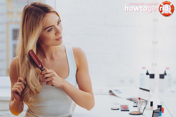 Haarpflege zu Hause