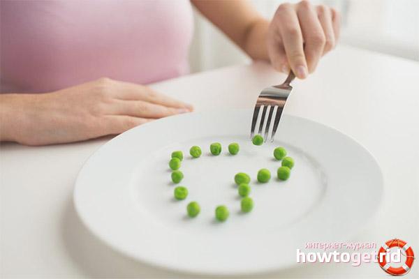 Dieta de mazăre