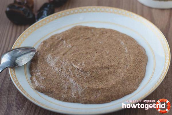 Hur man lagar linfrögröt