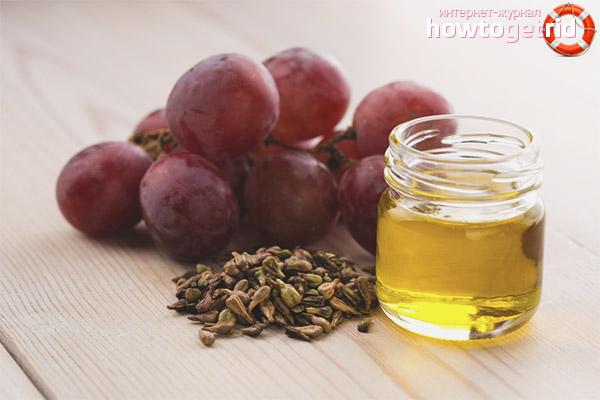 Die Verwendung von Traubenöl beim Kochen