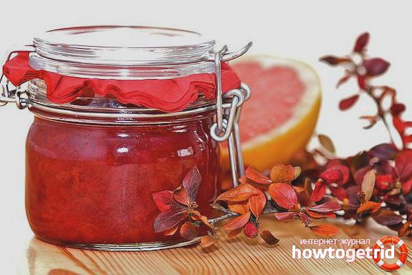 Receptes de melmelada de pomelo