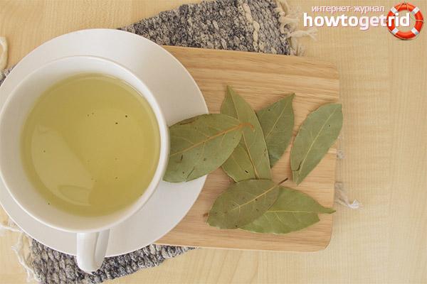 Moduri de a folosi frunza de dafin pentru pierderea în greutate