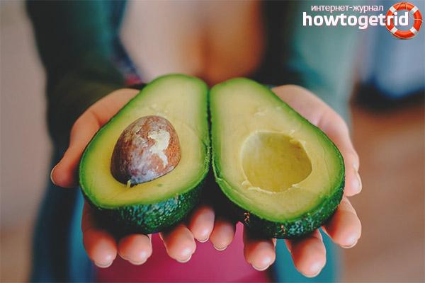 Valoarea avocado pentru pierderea în greutate