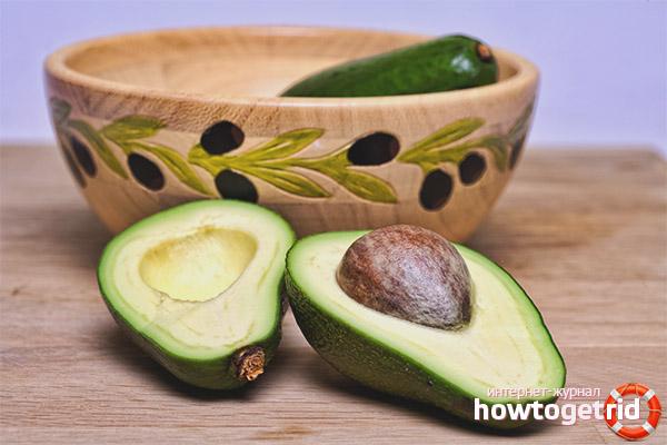 Utilizarea avocado în cosmetologie