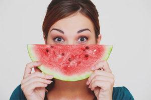 És possible menjar síndria mentre perdem pes