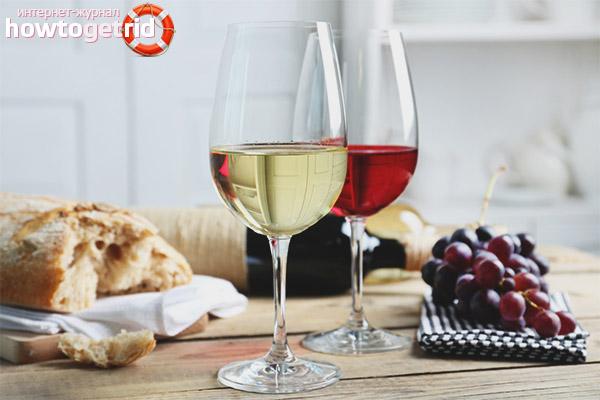 Vai ir iespējams sajaukt balto un sarkano vīnu?