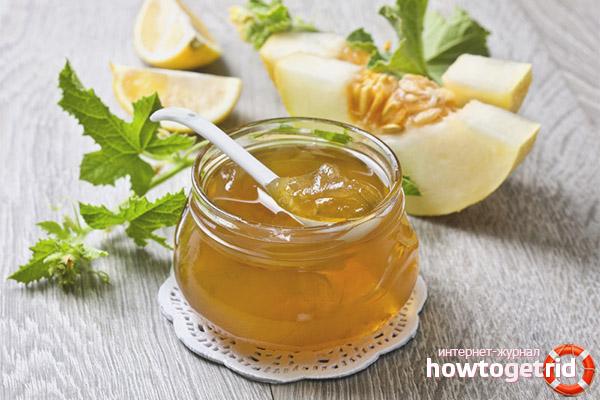 Original melon och citrus sylt recept