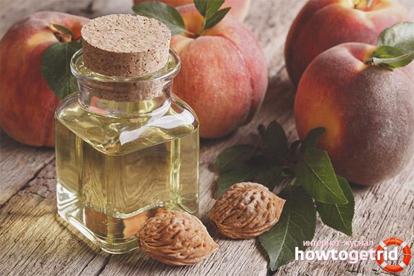 Persiku eļļa kosmetoloģijā