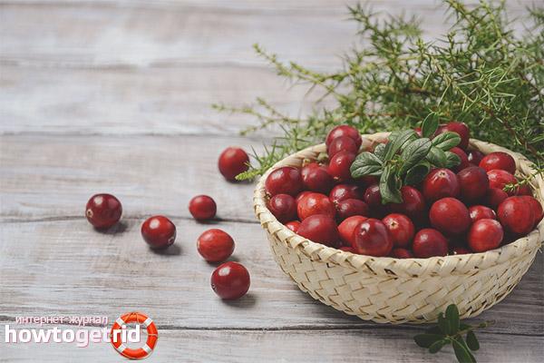 Cranberry Gesichtsmaske Rezepte