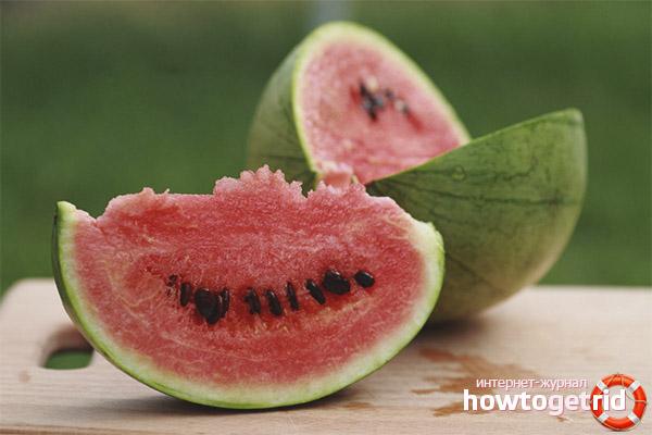Wassermelonenzusammensetzung