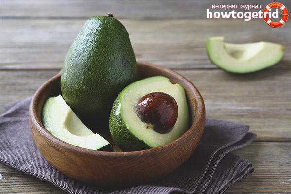 Die Auswirkungen von Avocados auf den männlichen Körper