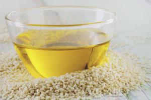 Què és útil l'oli de sèsam