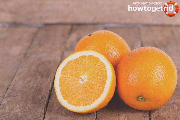 Портокали през нощта