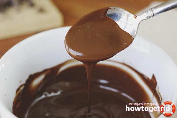 Xocolata negra casolana