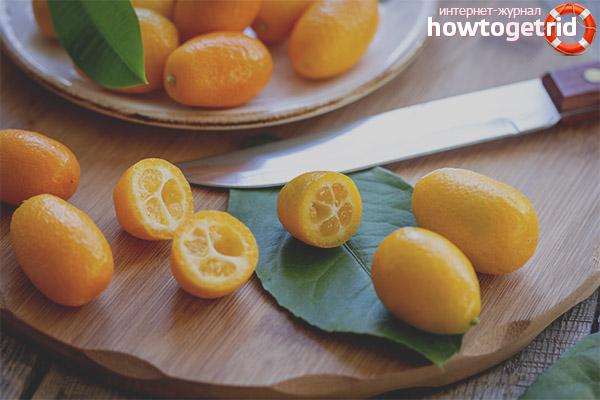 Com menjar kumquat