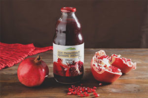 Je možné dať šťavu z granátového jablka deťom