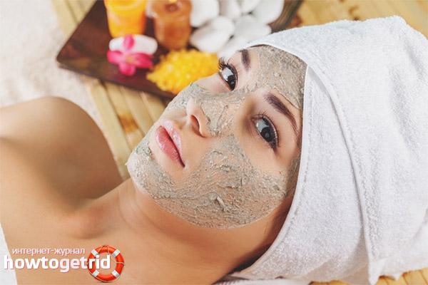 Regeln für die Verwendung von Masken aus Leinenmehl für das Gesicht