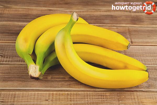Banan kontraindikationer for børn