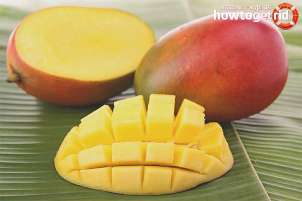 Mango izvēle