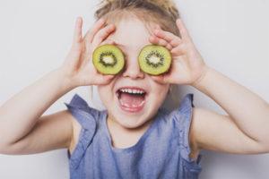 Kiwi pre deti