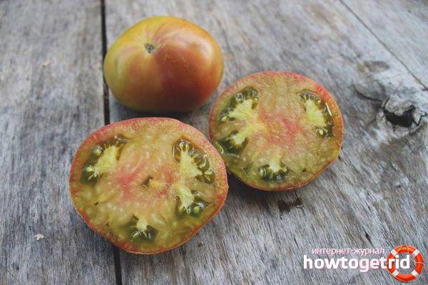 Abacaxi Preto com Tomate