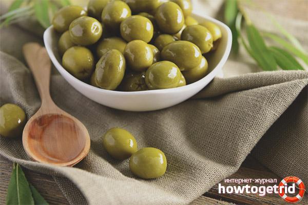 Kā izvēlēties un uzglabāt konservētas olīvas