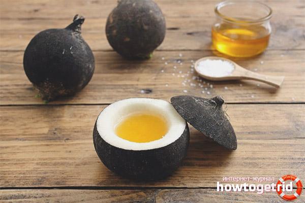 Популарни рецепти за традиционалну медицину на бази ротквица