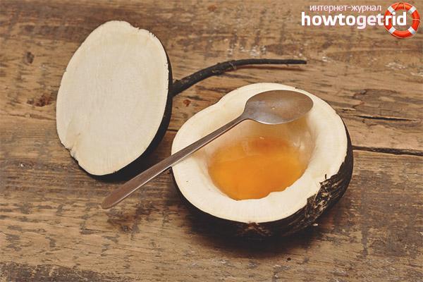 Kontraindikationer för användning av svart rädisa med honung