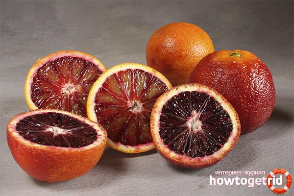 Червени портокали