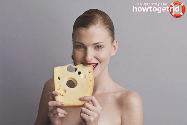 Què és el formatge per a les dones?