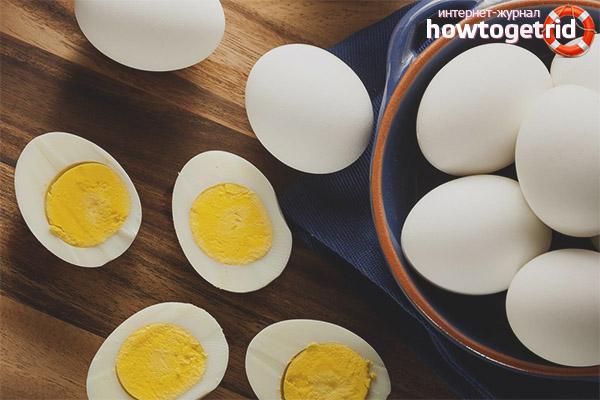 Kā pagatavot olas, lai jūs nesaņemtu salmonellas