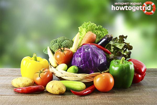 Com fer estocs de verdures per a l'hivern