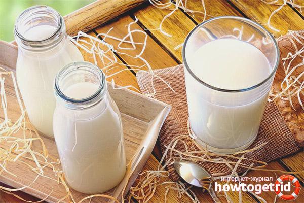 La llet no sempre és sana.