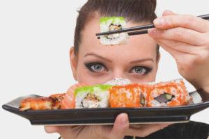 Яжте суши