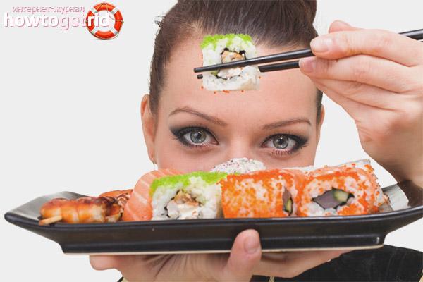 Menja sushi