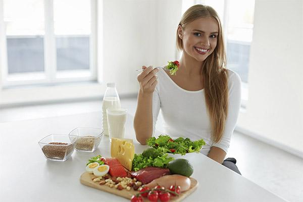 Aliments útils per a la salut de la dona